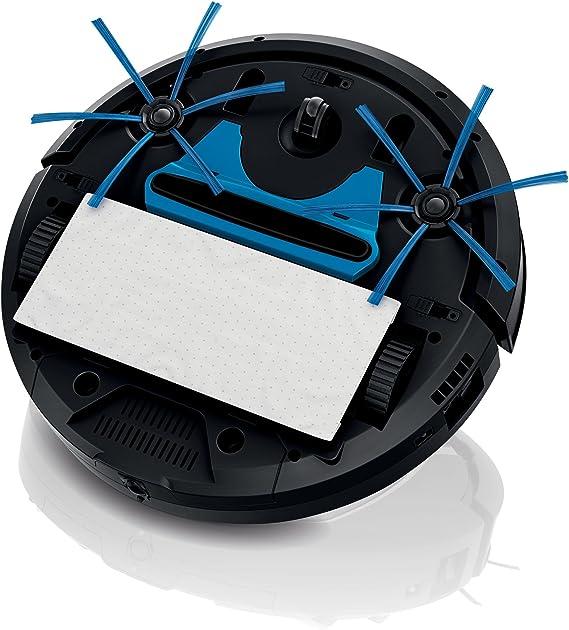 Philips FC8810/01 - Robot aspirador, sistema de limpieza de 3 ...