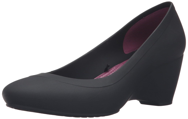ba4f70c32c Amazon.com | Crocs Women's Lina Wedge Pump | Pumps