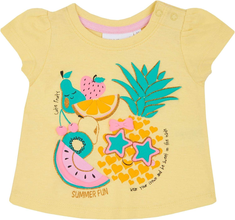 Lora Dora Baby Girls Short Sleeve T Shirt