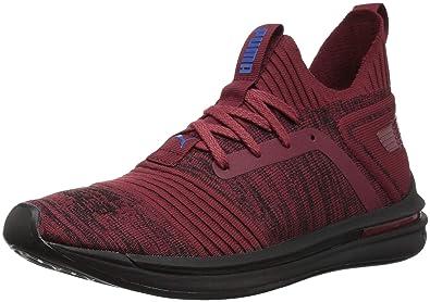 7cce12ac80 Puma Mens Ignite Limitless SR Evoknit Running Shoes