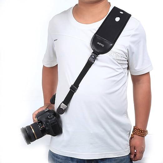 3 opinioni per MOVO Photo NS-9Shock-absorbing Fotocamera collo cinghia/polso cinghia sistema