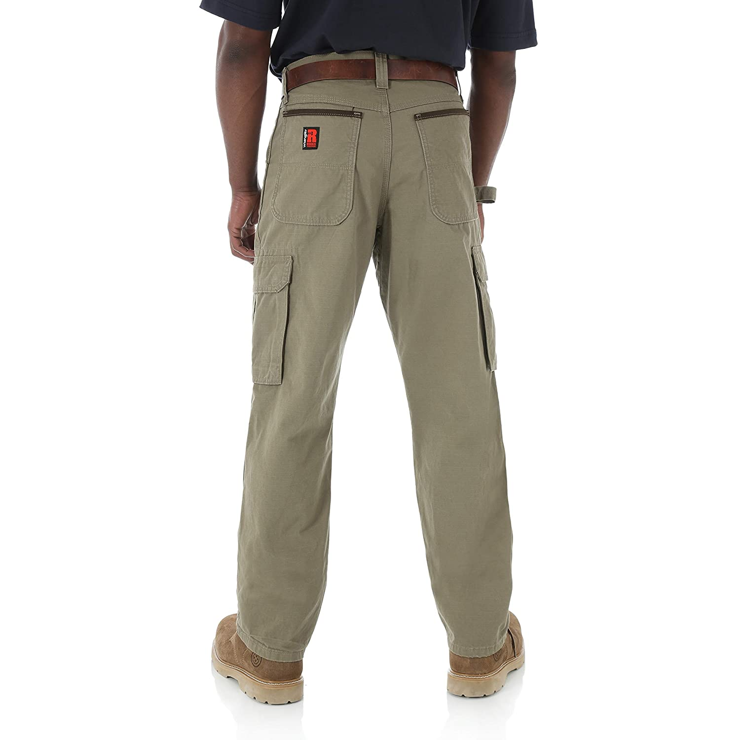f216cfeac9 Amazon.com: Wrangler RIGGS WORKWEAR Men's Ranger Pant: Casual Pants:  Clothing