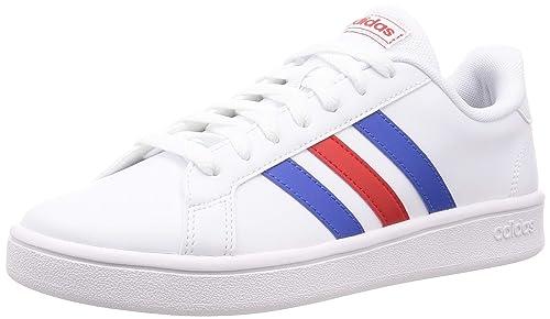 adidas Neo Grand Court Sneakers Bianco Scarpe Donna Ragazza EE7901 41 1/3
