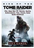 Rise of The Tomb Raider, PS4, Xbox