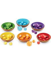 Learning Resources LER5554 Birds in A Nest Sorting Set