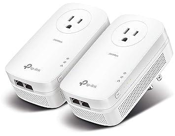 Amazon.com: TP-LINK AV500adaptador de línea ...