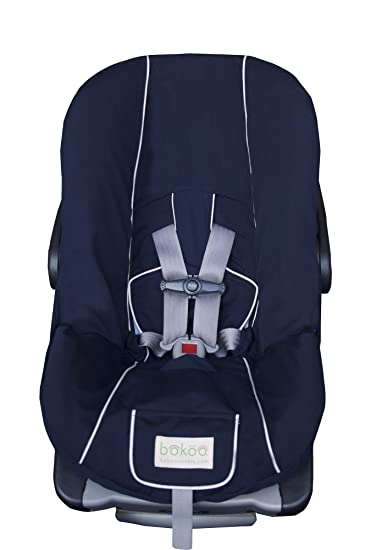 Bokoo Cover For Chicco KeyFit 30 Car Seat Blueberry