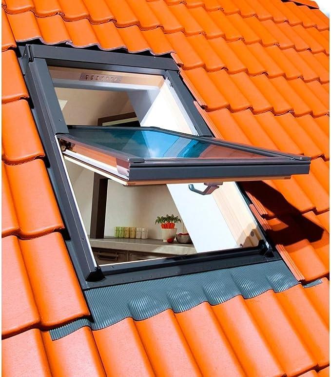FAKRO techo-toldo ventanas