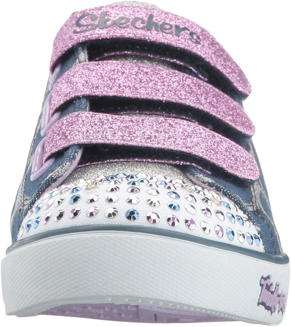 Skechers Sparkle Glitz-heartsy Glam Sneakers Basses Fille