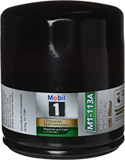 Amazon com: Mobil 1 M1-113 Extended Performance Oil Filter