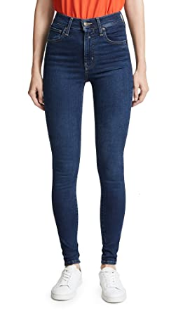 628c3a27c89 Image Unavailable. Image not available for. Color: Levi's Women's Mile High  Super Skinny Jeans ...