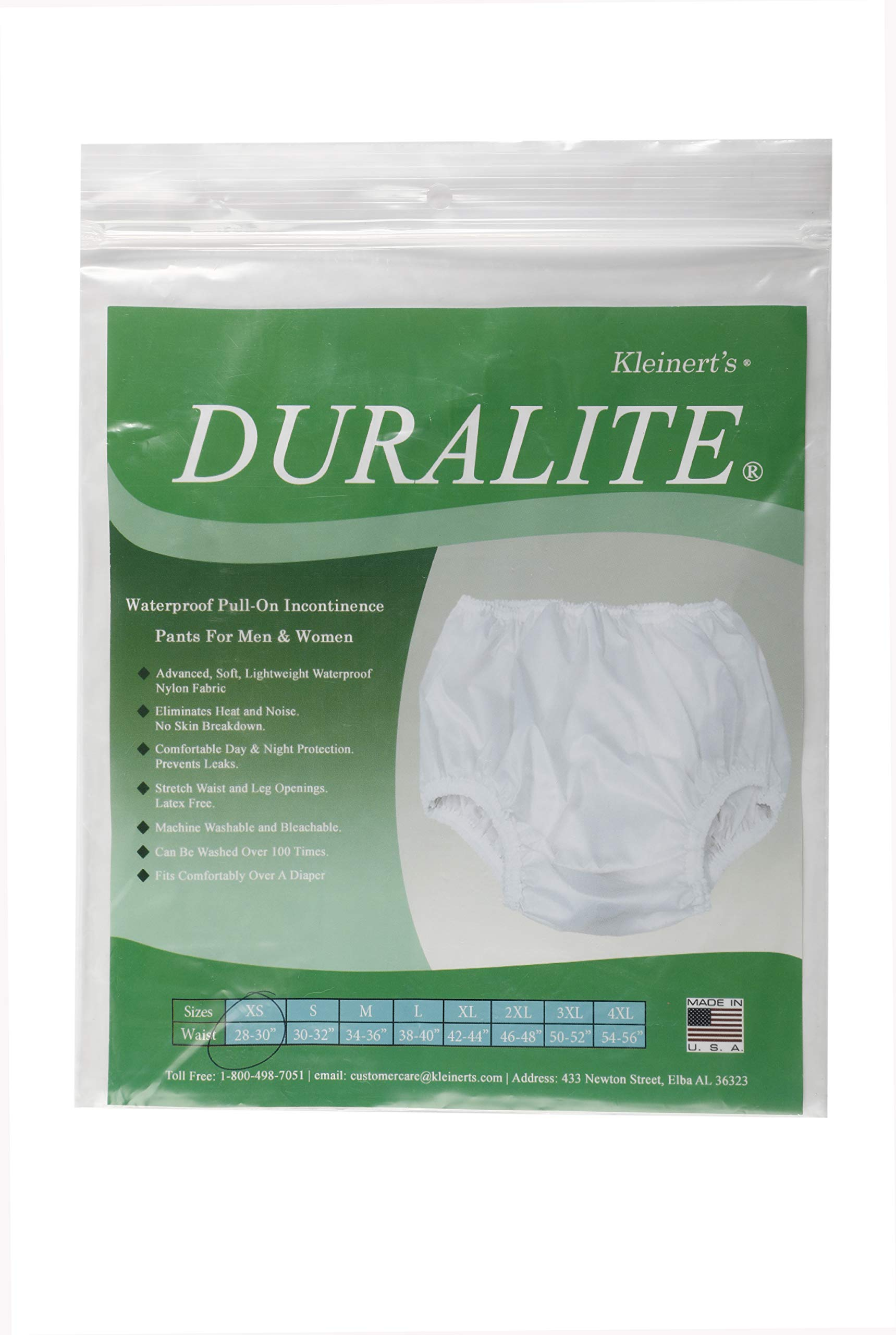 Kleinert's Unisex-Adults Duralite, White, Medium