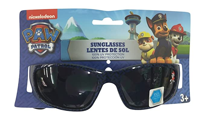 bb6ccae5384 Amazon.com  Paw Patrol Boys Sunglasses 100% UVA   UVB Protection ...
