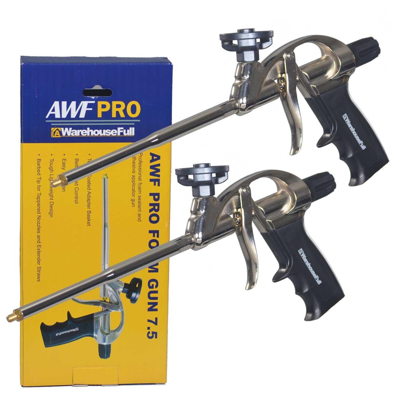 2 Pack - Professional Foam Gun , AWF-PRO