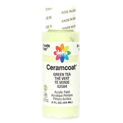 Delta Creative Ceramcoat Acrylic Paint In Assorted Colors 2 Ounce