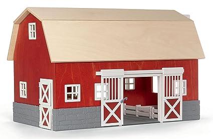 amazon com schleich big red barn schleich toys \u0026 gamesimage unavailable