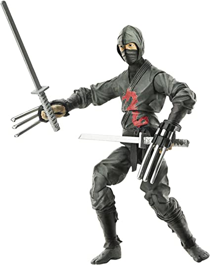 GI Joe Retaliation Dark Ninja Action Figure