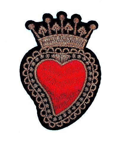 Amazon Com Beautiful Crown Royal King Queen Red Heart Nice