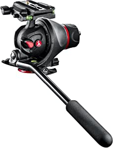 Manfrotto MH055M8-Q5 055 MAG Photo-Movie Head with Q5 Quick Release System for Tripods and Cameras