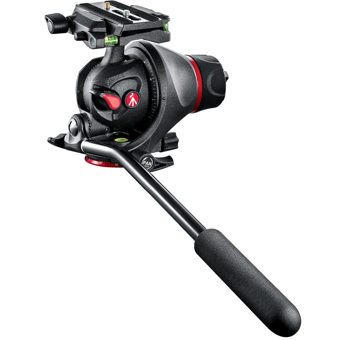 Manfrotto MH055M8-Q5 055 MAG Photo-Movie Head with Q5 Quick.