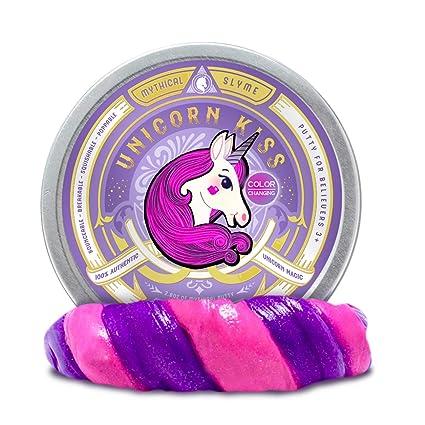amazon com mythical slyme unicorn putty unicorn slime unique