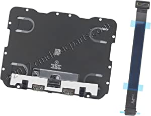 Odyson - Trackpad with Flex Cable Replacement for Apple MacBook Pro 13