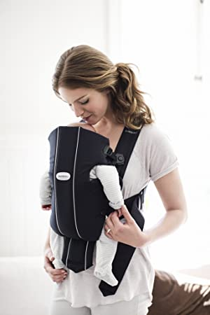 54acdd321a1 Amazon.com   BABYBJORN Baby Carrier Original - Black