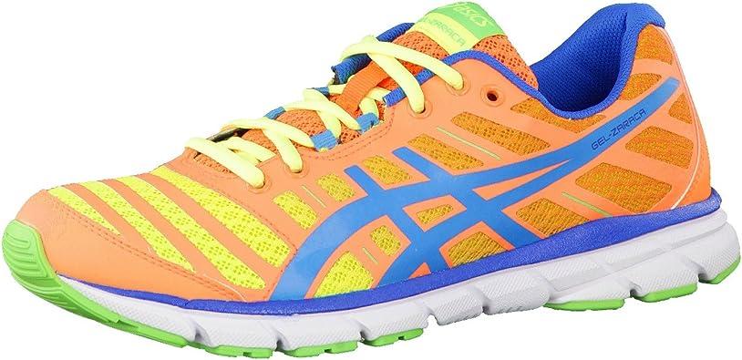asics Gel Zaraca 2 - Zapatillas running neutras para hombre - naranja Talla 48 2014: Amazon.es: Zapatos y complementos