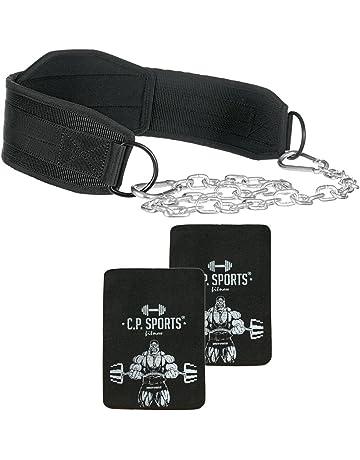 Cinturón para pesas C.P. Sports correa de ...