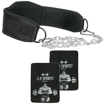 Cinturón para pesas C.P. Sports correa de inmersió ...