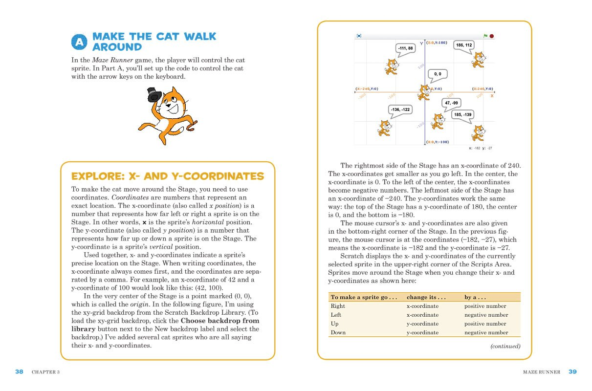 Scratch Programming Playground: Learn to Program by Making Cool Games by Penguin Books (Image #4)