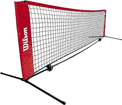 Wilson Starter Tennis Net Amazon Co Uk Sports Outdoors