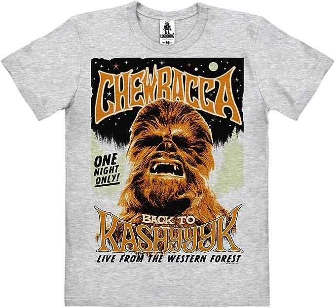 Logoshirt Star Wars - Wookiee - Chewbacca - Back To Kashyyyk ...