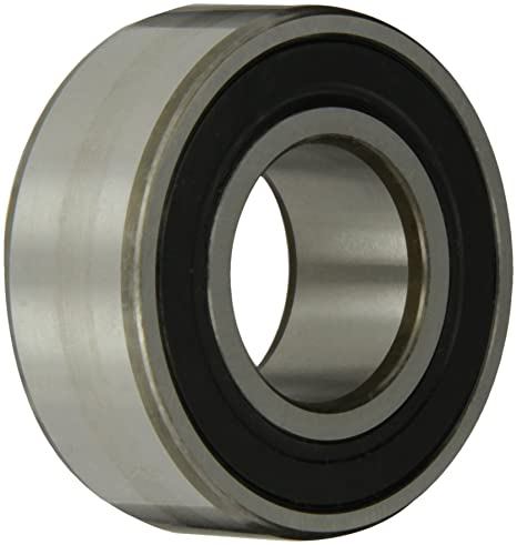 20-47-20 mm Bearing 3204 double row angular contact ball choose type,tier,pack