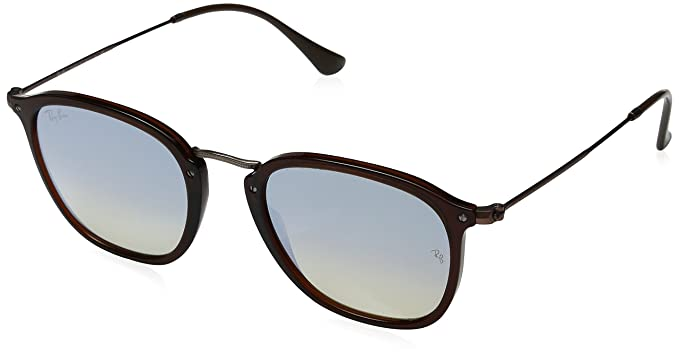 f9881e9d5c Amazon.com  Ray-Ban Injected Unisex Square Sunglasses