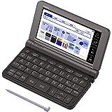 カシオ計算機 XD-SR8500GY 電子辞書 EX-word XD-SR8500 (180コンテンツ/ビジネスモデル/メタリックグレー)