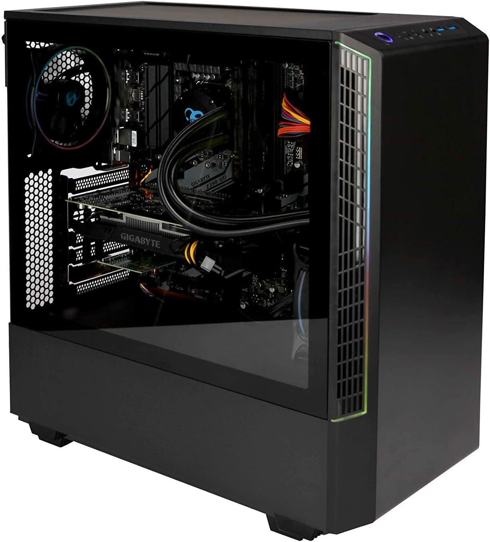 DeepGaming Havak - Ordenador Gaming de sobremesa A-RGB (Intel Core i9-9900, 32GB RAM, 480GB SSD + 2TB HDD, Nvidia GTX1650 4GB DDR5