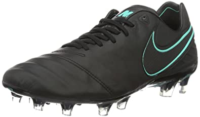 06f881bed NIKE Men s Tiempo Legend VI FG Soccer Cleat (Sz. 7.5) Black