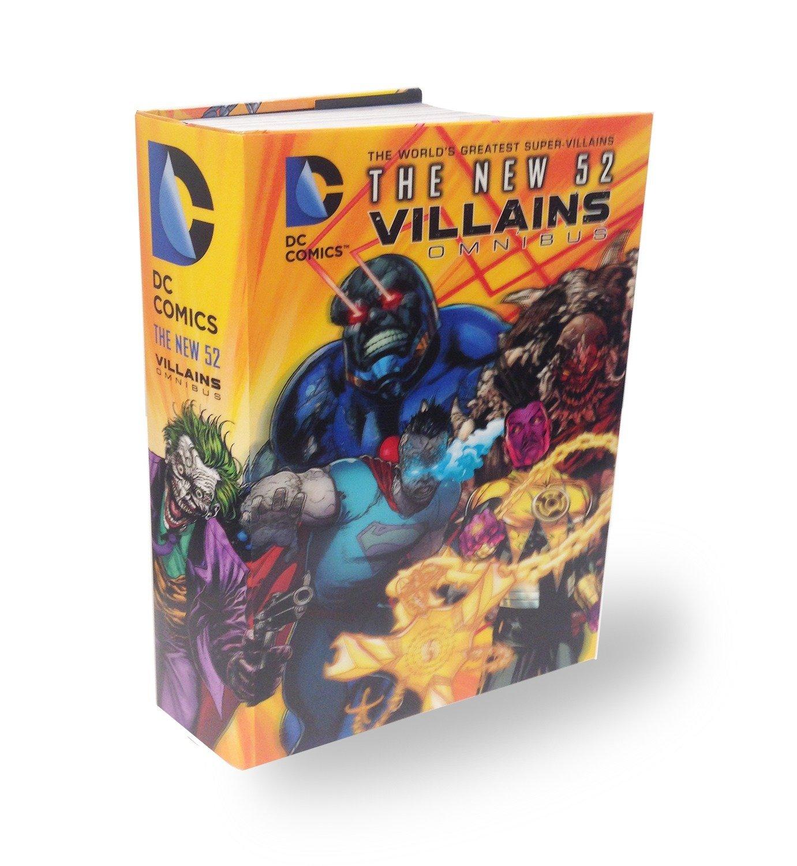 DC New 52 Villains Omnibus (The New 52) (Dc Comics)