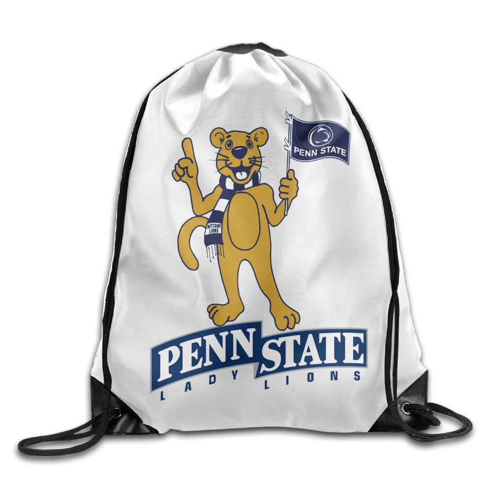 4c0a32e4d1 Zhanzy Penn State Nittany Lions 7 Large Drawstring Sport Backpack Sack Bag  Sackpack  Amazon.com  Books