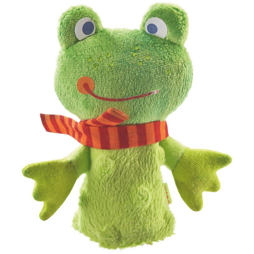 Haba 302912 Fingerpuppe Frosch