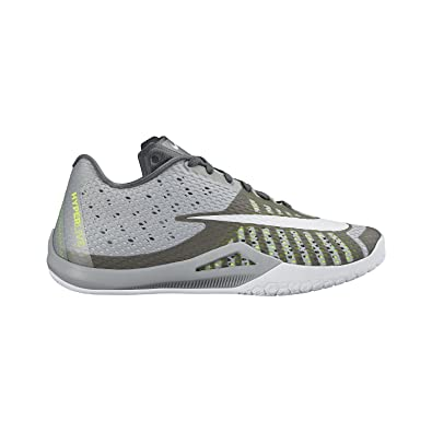 16bc3617b034 Nike Mens Hyperlive Basketball Shoe Wolf Grey Pure Platinum Dark Grey White  8. 5  Buy Online at Low Prices in India - Amazon.in