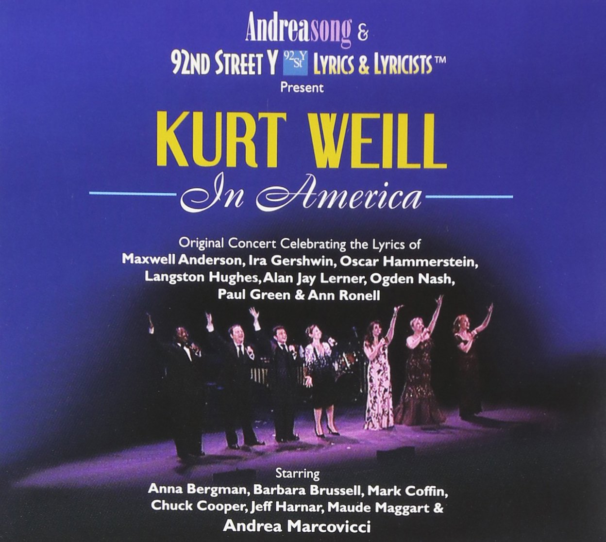 Kurt Weill In America by Andreasong