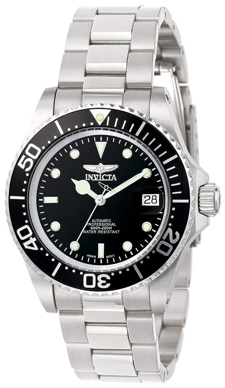 Invicta 8926OB Pro Diver Reloj Unisex acero inoxidable Automático Esfera negro