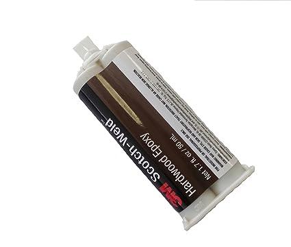 3M Scotch-WeldTM Hardwood Epoxy (1 7 fl oz) - - Amazon com