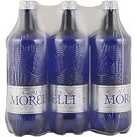 Acqua Morelli Still Non Carbonated Natural Mineral Water, 6 x 1 Litre