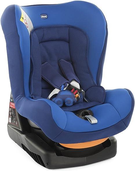 Chicco Cosmos, Silla de coche grupo 0+/1, azul: Amazon.es: Bebé