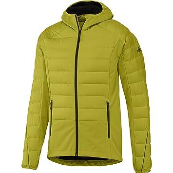 Adidas Hy Dwn Jkt Chaqueta, Hombre, Verde (Limuni), XL: Amazon.es: Deportes y aire libre