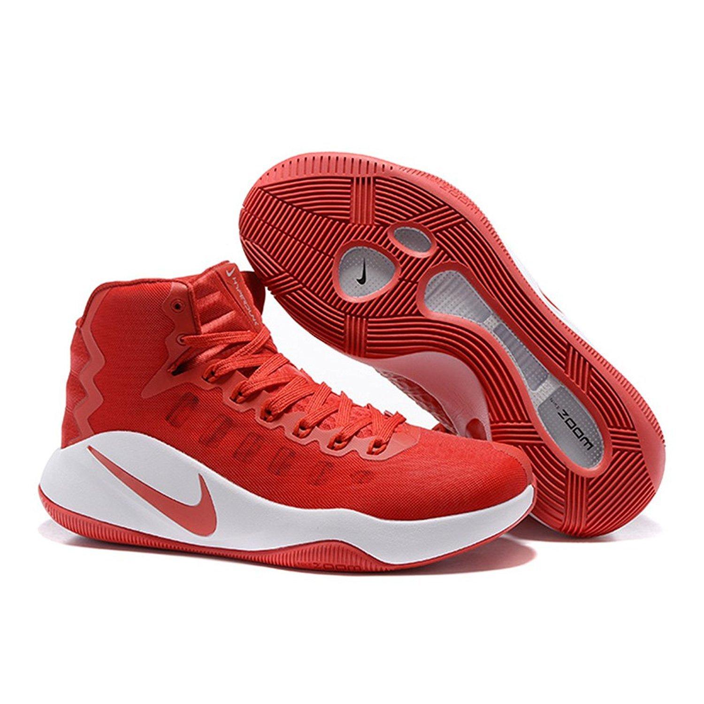 NIKE Men's Hyperdunk 2016 TB Basketball Shoes B01N8PKX0U 14 D(M) US University Red