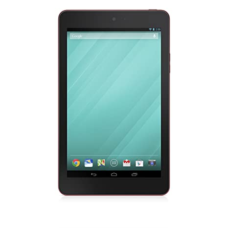 Dell Venue 8 16GB Android Tablet Red